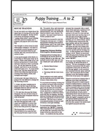 Texas-Trace-articles-puppy-training2