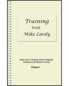 Texas-Trace-recommend-TrainingwithMikeVolume1