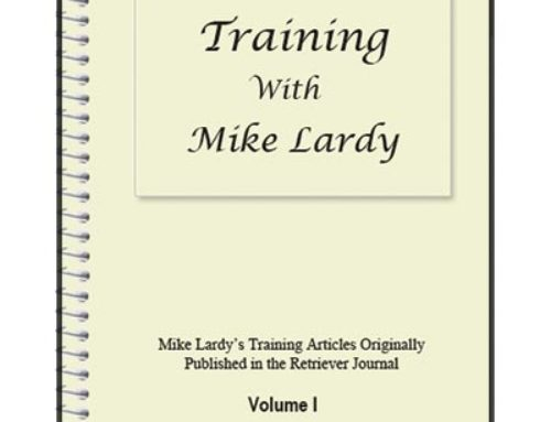 Training with Mike Lardy, Volume I